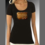 New York Hardware Knockers Shirt - Fitted Scoop T