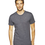 Thin Soft Fitted Heather Tee